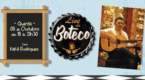 Live do Boteco 08/10